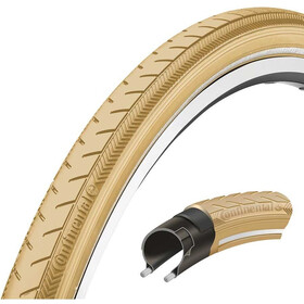 "Continental Ride Classic Wired-on Tire 28"" E-25, creme"